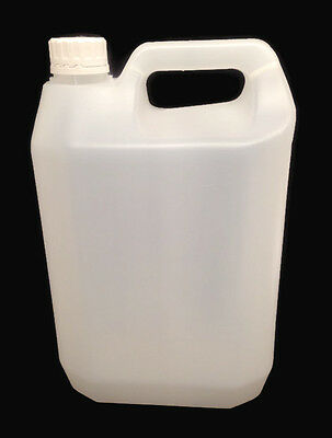 5L Litre 1 Gallon Water Storage Container, Jerrican, Jerry Can