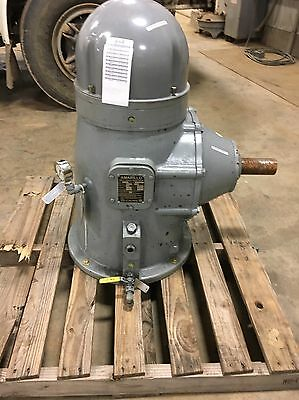 Amarillo Right Angle Diesel Pump Drive 1:1 SL200A 200 HP Turbine Deep Well Pump