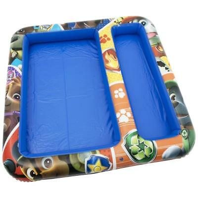 Paw Patrol Inflatable Sand & Water Play Mat Children Kids Summer Outdoor Toys