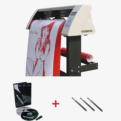 "48"" Redsail Vinyl Cutter, Sign Cutter Plotter with Contour Cut Function"