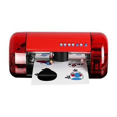 Mini CUTOK A4 Size Vinyl Cutter Plotter with Contour Cutting +Cutting Mat
