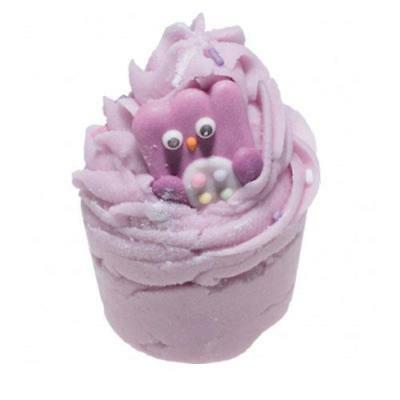 Bomb Cosmetics Bath Mallow / Bath Bomb - Owl City