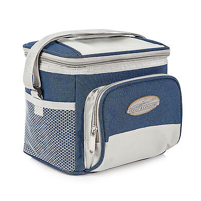 Coast & Country 6 Can Large Picnic Drinks Box Shopping Cooler Lunch Bag BX1