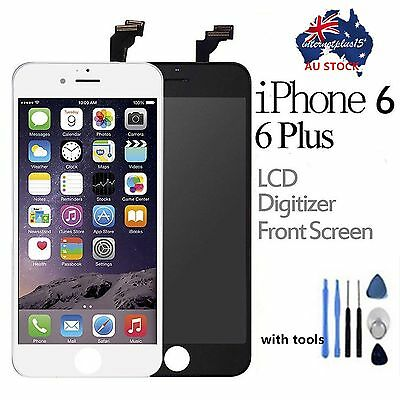 For iPhone 5 5C 5S 4S 6 Plus LCD Touch Screen Display Digitizer Assembly Lens I5