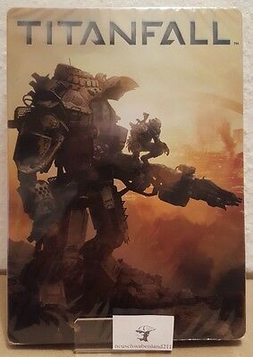 Steelbook Titanfall limited NEW NO GAME