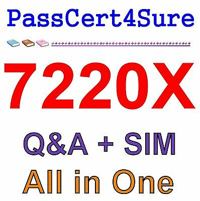 Avaya Aura Core Components Support 7220X Exam Q&A PDF+SIM