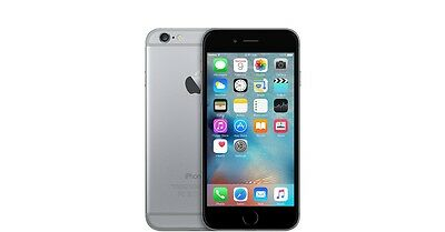 Apple iPhone 6 Plus A1522 16GB GSM AT&T Smartphone-Space Gray-Fair