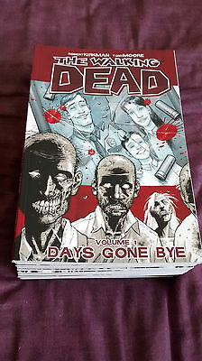 THE WALKING DEAD VOLUME 1 to 13 Graphic Novels