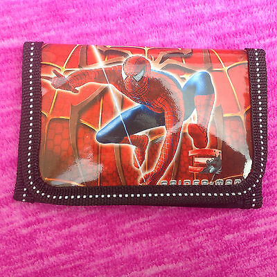 SPECIAL -NEW Spiderman Tri Fold Wallet for Kids