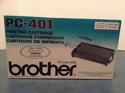 Brother Printing Cartridge PC-401