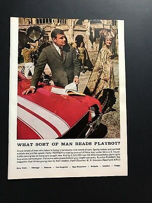what sort of man reads playboy This comic book advertisement from movie comics #1 (december 1946) complete with smoking jacket-wearing hef could be the spiritual precursor to the classic 'what sort of man reads playboy' print ads that would appear in the adult magazine playboy several years later tags: comic book ad.