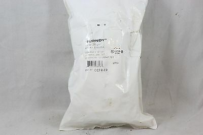 BURNDY CCFR-FR CLEAR H-TAP - FLAME RETARDANT COVER 750 kcmil to 1000 kcmil