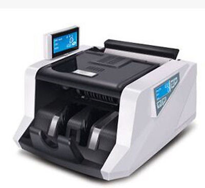 Digital Display Money Counter for EURO DOLLAR Bill Cash Counting machine