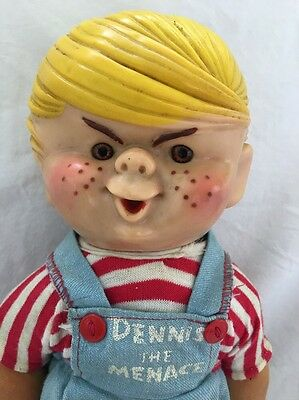 Vintage Magic Skin DENNIS THE MENACE Doll ORIGINAL OUTFIT