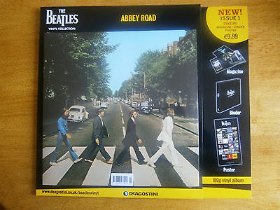 The Beatles Vinyl Collection ~ Issue 1 Abbey Road NEW