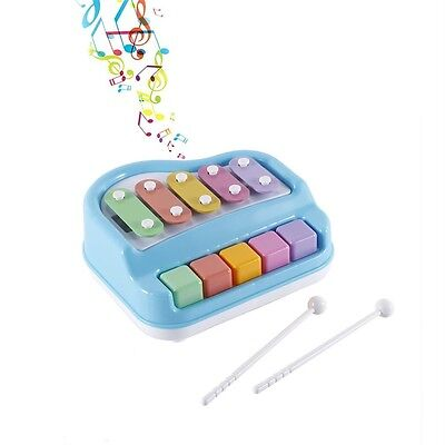 Musical Instruments Toy 2-in-1 Piano and Xylophone Tune Toy,FPVRC Music Instrume