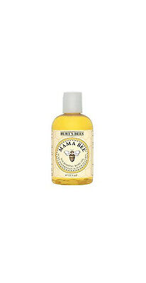 Burt's Bees Mama Bee Body Oil nourishing Vitamin 4oz RRP £9.99 *BNWT*