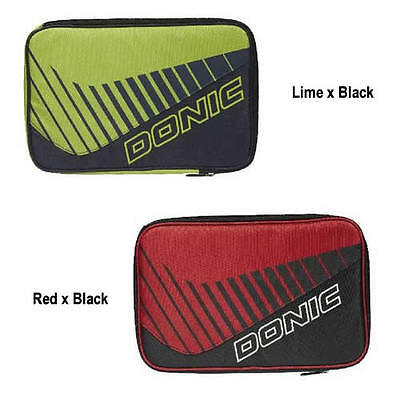 Donic Table Tennis Racket Case Scan (Double) (Sale)
