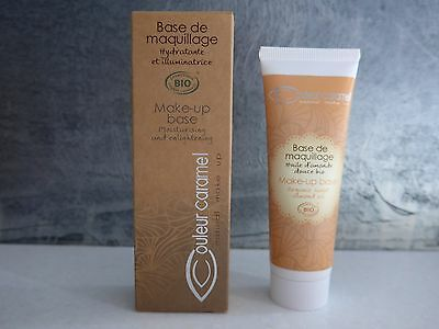 COULEUR CARAMEL - Base maquillage hydratante et illuminatrice 50ml