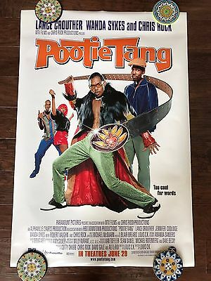 Pootie Tang 27X40 Ds Movie Poster One Sheet New Authentic Incredibly Rare