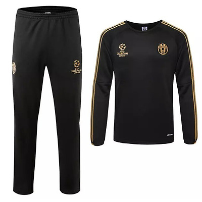 Juventus Football Presentation Tracksuit - Top Quality Soccer Training Clothing