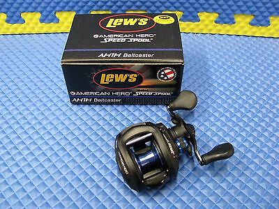 Lew's® American Hero® Speed Spool® Baitcast Reel AH1H