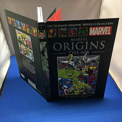 The Ultimate Graphic Novels Collection - Marvel Origins The 60s Issue 55