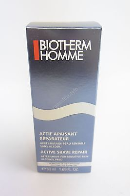 Biotherm Homme - Active Shave Repair After Shave 50ML Neu & OVP*