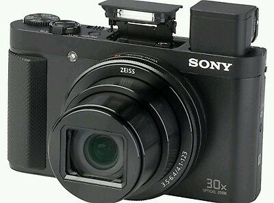 Sony Cybershot DSC HX90V, 18.2MP pictures, Full 1080p video, 30x Zoom