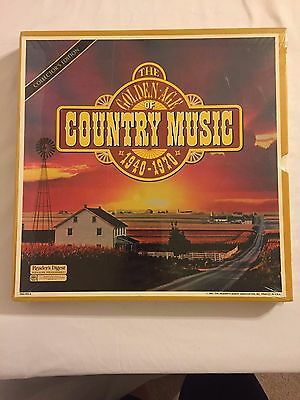 readers digest the golden age of country music 1940-1970