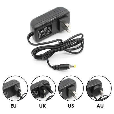 12V 1A 2A 3A Power Supply Adapter Charger for 5050 LED Strip Light CCTV Camera