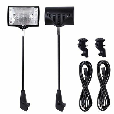 150w Halogen Spot Light with Bulb and Adaptor for Trade Show Display Pop up Set
