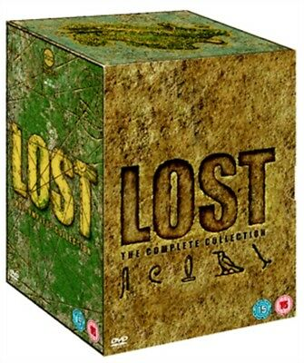 Lost The Complete Season Series 1-6 Collection DVD Boxset Boxed Set New & Sealed