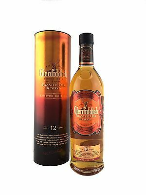 Glenfiddich Toasted Oak 12yo Single Malt Scotch Whisky 700ml 40% DISCONTINUED!!!