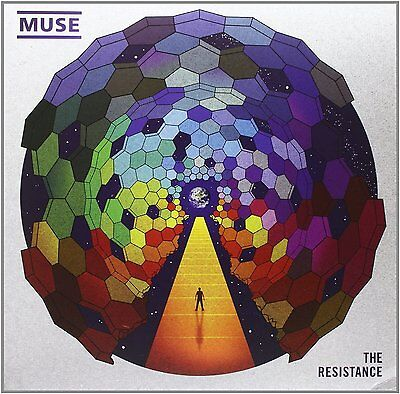 MUSE The Resistance 2 x 180gm Vinyl LP 2015 NEW & SEALED