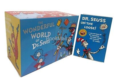The Wonderful World of Dr Seuss 20 Book Set Collection - Free WORLD book Day