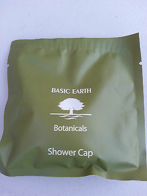 Shower Cap x10: Individually Packed: Travel Pack Guest Hotel Motel Toiletries