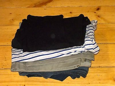 17 Maternity Trousers Pants Jeans Leggings Top Blouse Tshirt Patch Bub2B Size 12