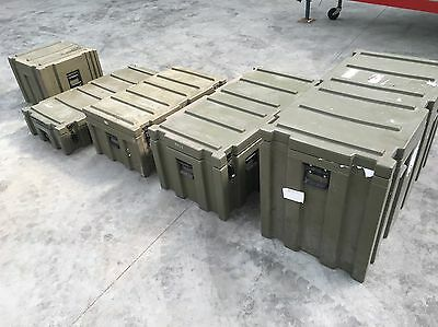 Trimcast spacecase military case 1100 x 550 x 675mm high