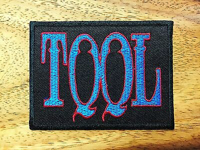 EYE LOGO MUSIC BAND 0568 BRAND NEW EMBROIDERED PATCH TOOL
