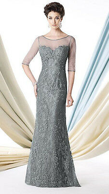 Montage by Mon Cheri Evening Dress 213989 Mother Of The Bride Authentic Gown