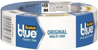 3M 2090-36Nf Scotch Blue Masking Tape Painters Interior/exterior 36Mm X 55M
