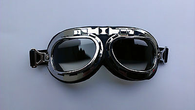 COSPLAY GOGGLES steampunk BRAND NEW! FREE S&H! costume motorcycle style