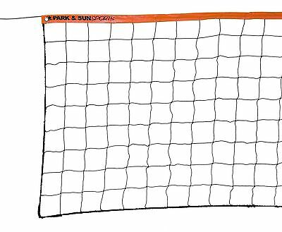 Park & Sun Sports Regulation Size Indoor/Outdoor Recreational Volleyball Net ...