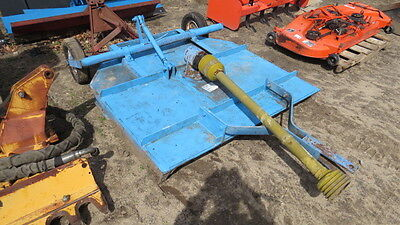 Used 5 Foot Pull Type Rotary Cutter