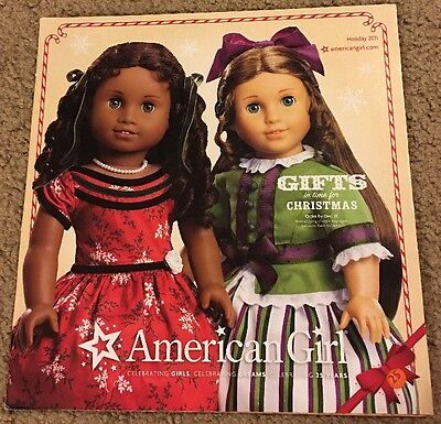 American Girl 2011 Catalog- Featuring Marie-Grace, Cecile, 25th Anniversary!