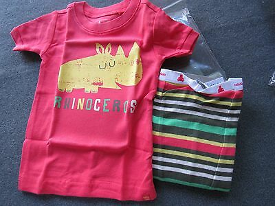 322c4c6df NWT BABY GAP Boys 2Pc Set 12-18 Months Fire Truck Pajamas Pjs ...
