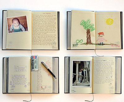 My Life Story Diary Journal Picture Memory Book Notebook Notepad Writing Pad New