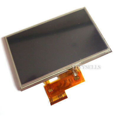 "5"" LCD Display Screen + Touch Digitizer For Garmin Nuvi (E9) 10R-04 6953 4NSF"