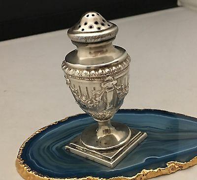 BEAUTIFUL Sterling Silver MEDICI VASE Style Salt or Pepper Shaker Germany -L594